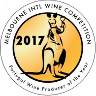 "DFJ WINES receives ""PORTUGAL WINE PRODUCER OF THE YEAR"" Trophy at MELBOURNE IWC 2017"
