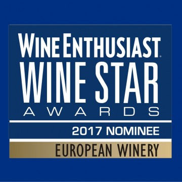 DFJ VINHOS named one of the top 5 European wine companies of 2017