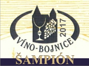 Logo Vino Bojnice 2017_sampion