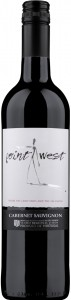 Point West Cabernet Sauvignon red 2016