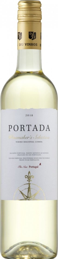 Portada Winemakers Selection white 2018