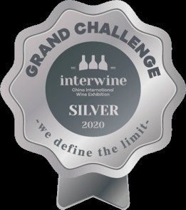 Interwine 2020_Silver Medal