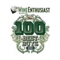 DFJ VINHOS WON THE # 1ST BEST BUY WINE OF THE YEAR 2012 IN THE WINE ENTHUSIAST