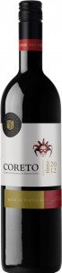 Coreto Joker red 2012