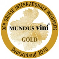 6 medals in the MUNDUS VINI 2010