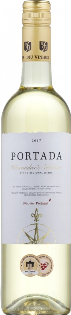 Portada Winemakers Selection white 2017