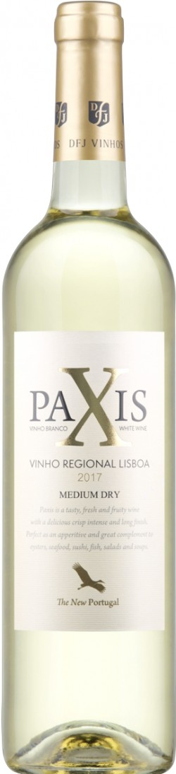 Paxis Medium dry white 2017