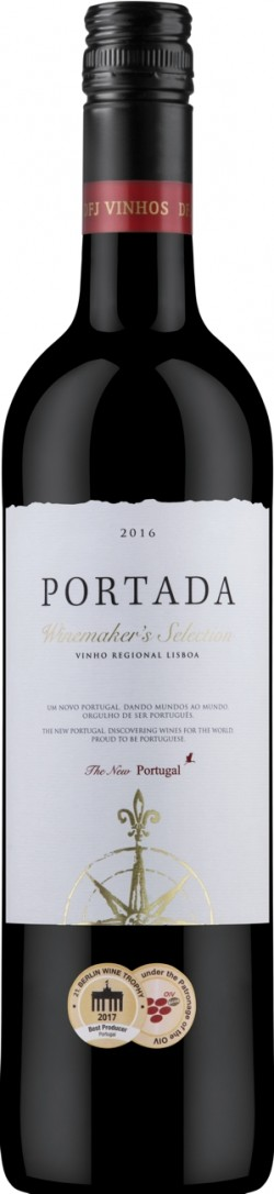 PORTADA Winemakers Selection red 2016