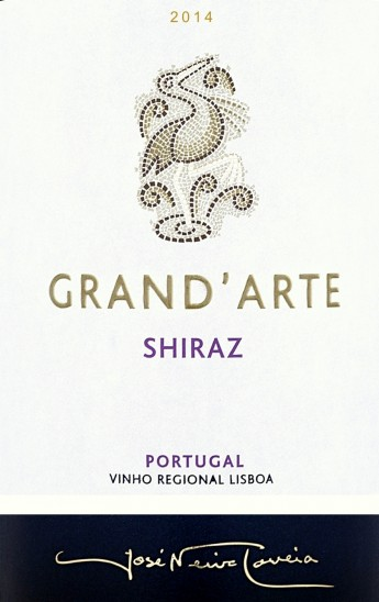 Grandarte Shiraz red 2014_rec_label_Rev Grandes Escolhas