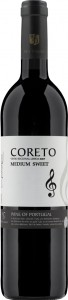 Coreto Medium Sweet Red 2009