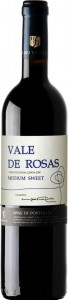 Vale de Rosas Medium Sweet Red 2010