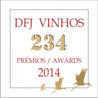 DFJ VINHOS won 234 awards in 2014