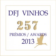 DFJ VINHOS won 257 awards in 2013
