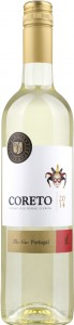 CORETO Joker white 2014