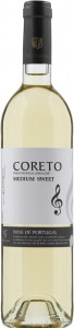 Coreto Medium Sweet white 2012