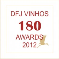 DFJ VINHOS won 180 awards in 2012
