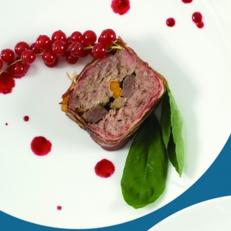 MEAT AND POULTRY TERRINE