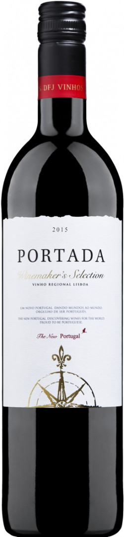 PORTADA Winemakers Selection red 2015