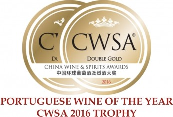 PORTUGUESE wine of the year CWSA 2016 Trophy.