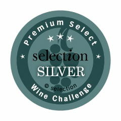 WineChall_Medallien Silber1