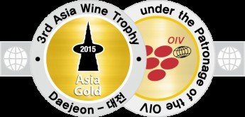 Medal AsiaWineTrophy 2015 Gold