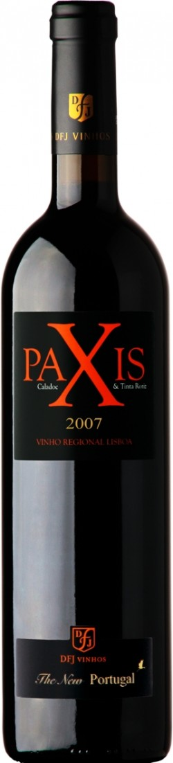 Paxis Lisboa Red 2007