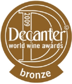 Decanter bronze 2009 50pcweb