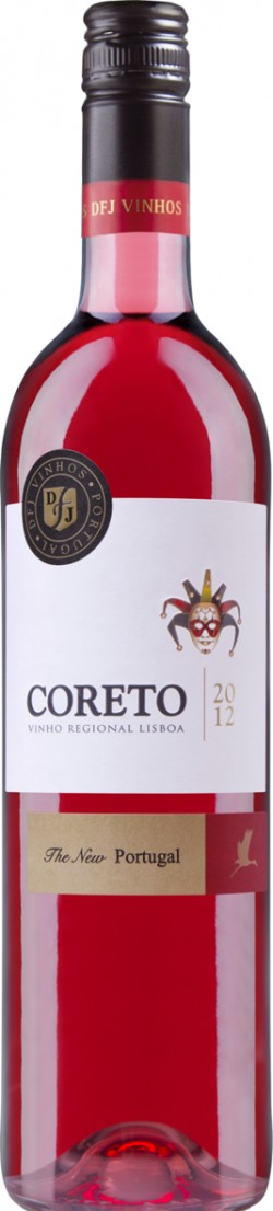 Coreto Joker rose 2012