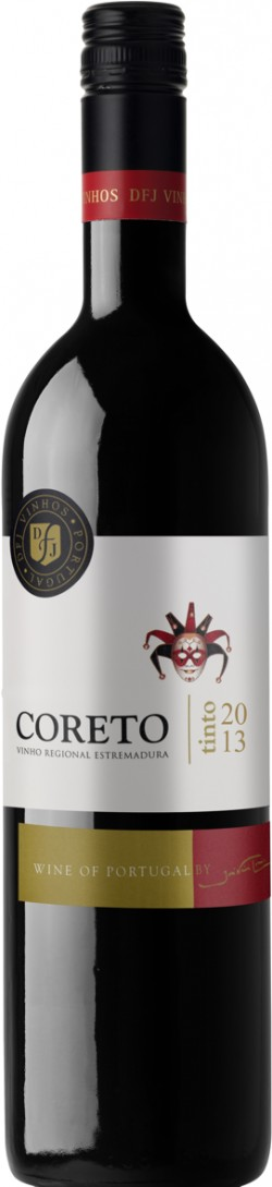 Coreto Joker red 2013